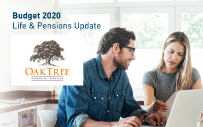 Budget 2020: Life and Pensions Update